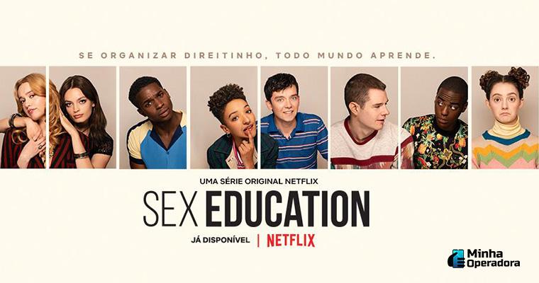 Divulgação de série da Netflix