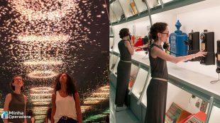 Oi evolui museu das telecomunicações no Rio de Janeiro