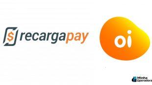 Oi oferece R$ 20 de crédito no RecargaPay