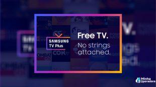 Samsung planeja seu próprio serviço de streaming