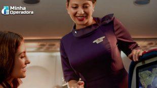 CEO da Delta promete internet grátis a bordo de seus aviões