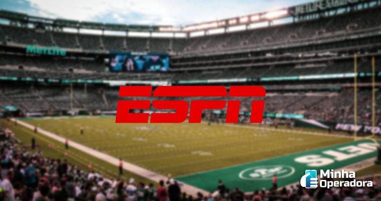 Streaming oferece canais ESPN ao vivo por R$ 10