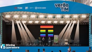 TIM celebra a diversidade em show gratuito