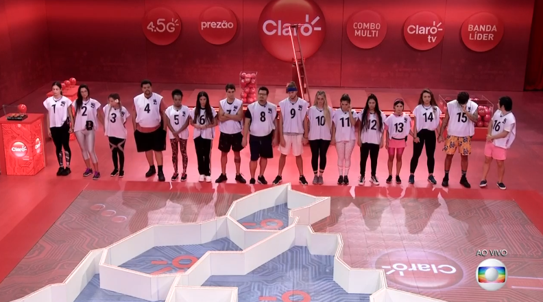 Participantes do BBB 20. Imagem: Reprodução TV Globo