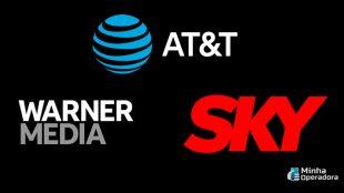 Definido: SKY e Warner agora pertencem à mesma companhia