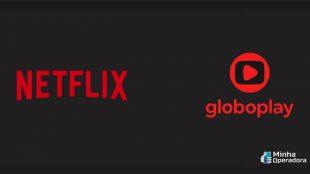 Globoplay provoca Netflix nas redes sociais