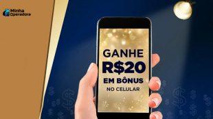 Niely oferece R$ 20 de créditos para clientes