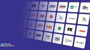 Operadora de TV paga pode perder vários canais em março