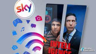 Sky leva jogo de futebol para a TV aberta em prol da população