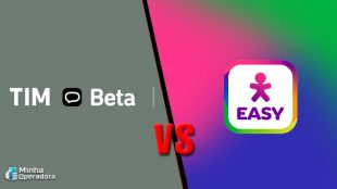TIM Beta vs. Vivo Easy; qual plano é mais vantajoso?