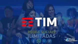 TIM concede bônus de internet para o Carnaval
