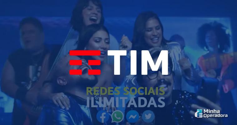 Comercial da TIM