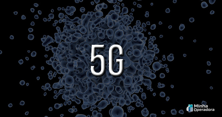 Ilustração 5G