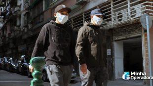 Coronavírus está atrasando a expansão do 5G na China