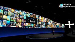 Disney+ chega em Smart TVs da Samsung