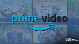 Amazon Prime Vídeo libera conteúdo para motivar quarentena