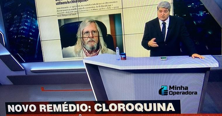 Brasil Urgente fala sobre cloroquina