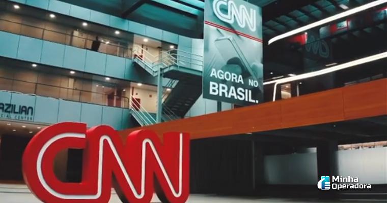 Sede da CNN Brasil