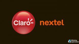 Claro e Nextel vão compartilhar redes por 18 meses