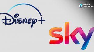 Disney+ fecha parceria com a Sky no exterior