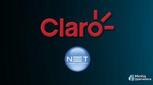 Fusão entre Claro e NET próxima de ser 100% concluída
