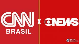 Globo News faz CNN Brasil comer poeira na audiência