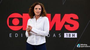 GloboNews bate recorde na TV por assinatura