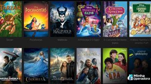 Globoplay libera filmes da Disney para incentivar reclusão