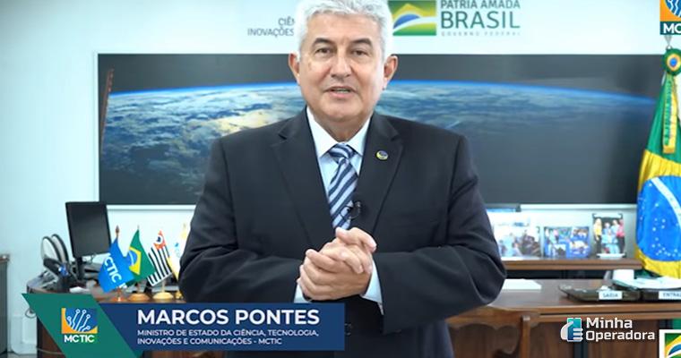 Marcos Pontes. Reprodução IGTV