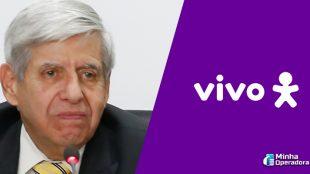 Ministro reclama publicamente de TV paga da Vivo