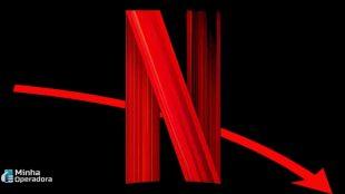 Netflix enfrenta instabilidades nas últimas horas
