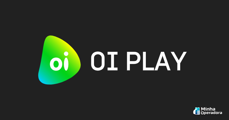 Logotipo Oi Play