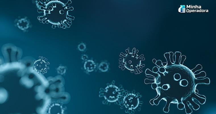 Ilustração - Coronavírus