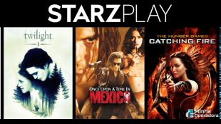 Streaming Starz Play oferta 3 meses por R$ 15