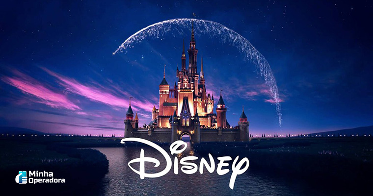 Ilustração - Abertura dos filmes da Disney