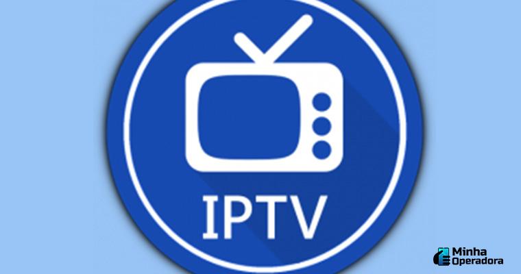 Ilustração IPTV