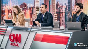 Vivo TV segue sem previsão para incluir CNN Brasil na grade