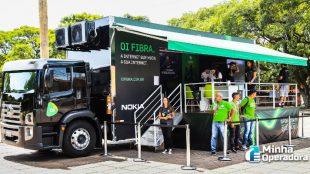 Ação da Oi vai levar serviço de fibra óptica para 22 municípios