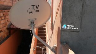 antena satélite da oi tv hd