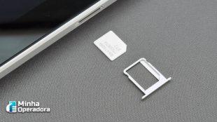 Como trocar o chip de celular durante o surto da Covid-19?