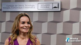 Daniella Ribeiro assume presidência da Comissão de Ciência e Tecnologia