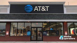 Exame de coronavírus dá positivo em funcionário da AT&T