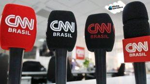 microfones da cnn brasil
