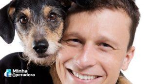 Pet e seu dono ganharão recompensa relâmpago do Vivo Valoriza