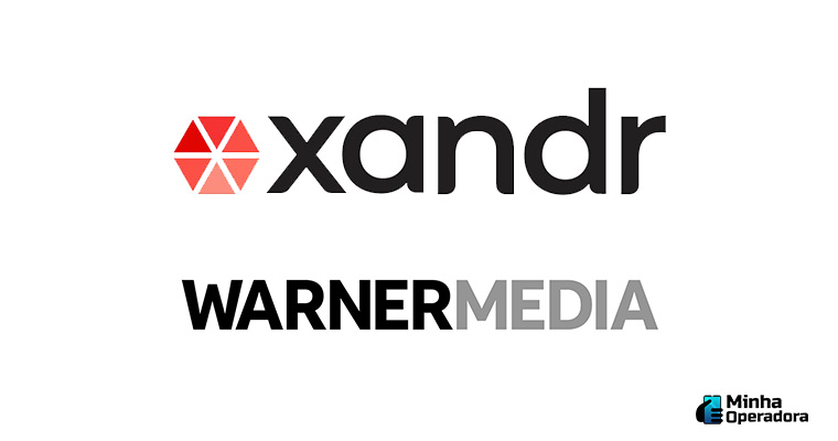 Logotipo Xandr e WarnerMedia