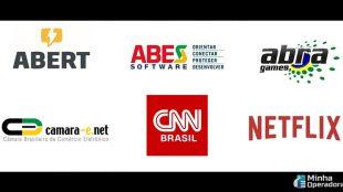 Netflix, CNN Brasil e outras firmam compromisso com a Anatel