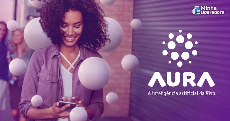 Aura - Inteligência Artificial da Vivo