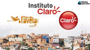 COVID-19: Claro vai arrecadar recursos para moradores de favelas