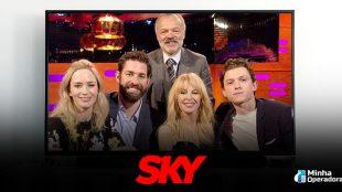Canal de filmes será substituído na SKY