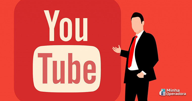 Ilustração YouTube: Public Domain Pictures